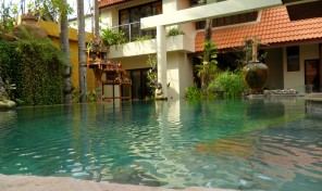 4 bedroom villa. 600 meters from Jomtien Beach