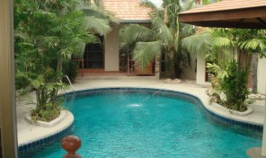 4 bedroom villa in the heart of Pattaya